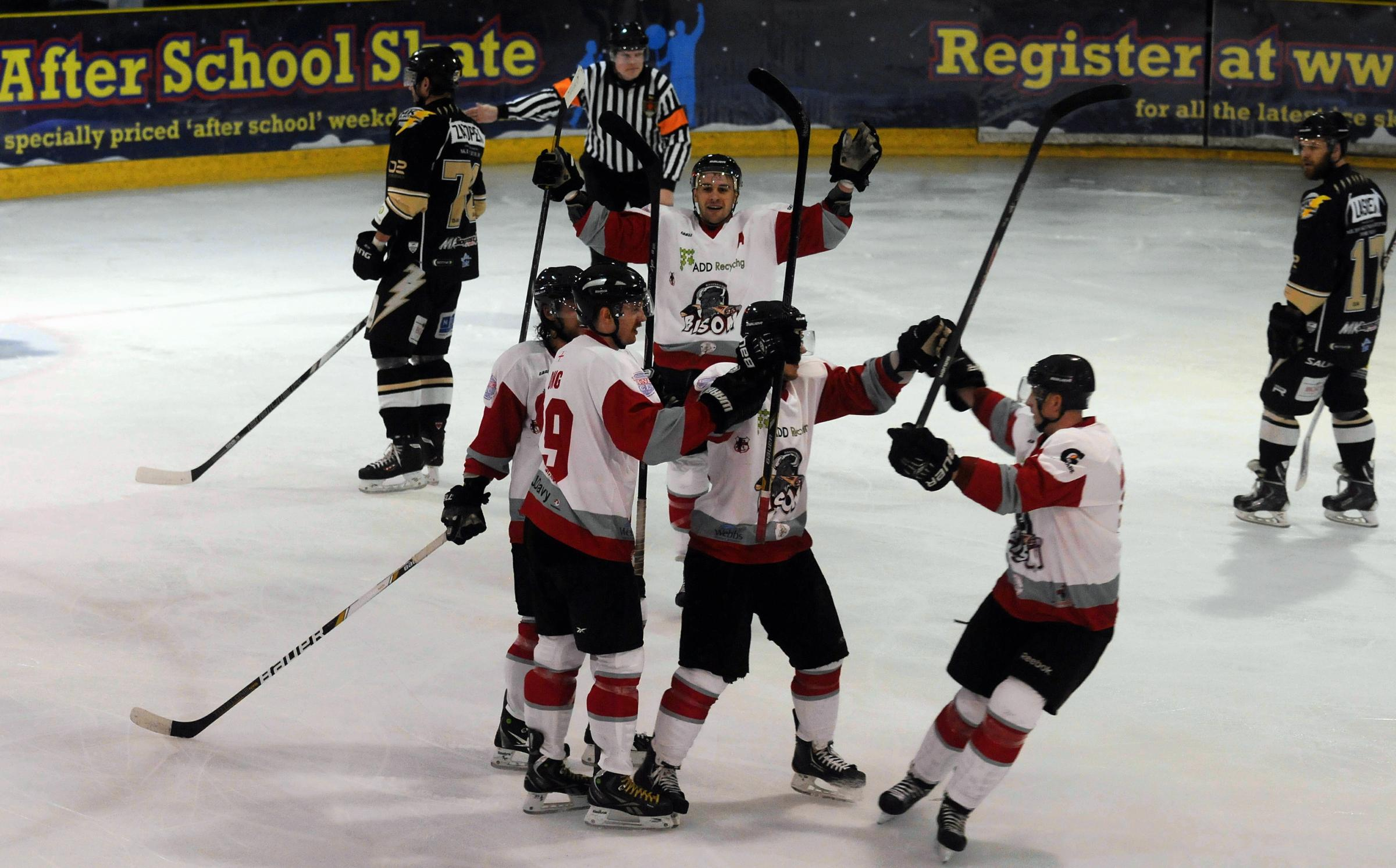 Basingstoke Bison open their campaign at home to Peterborough