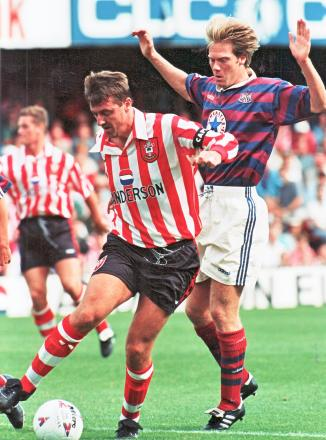 Matt Le Tissier will speak at the auction at Sherfield Oaks Golf Club