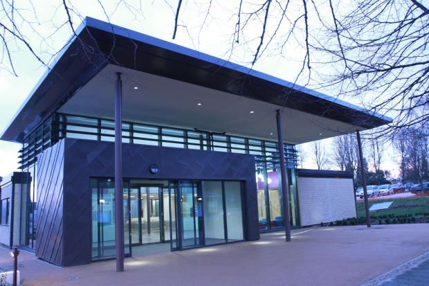 Basingstoke hospital's newly-opened private clinic