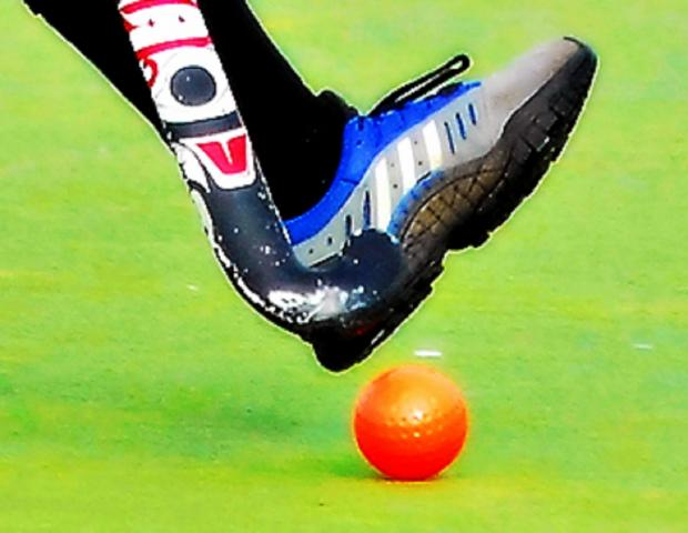 Back to Hockey programme returns to Down Grange