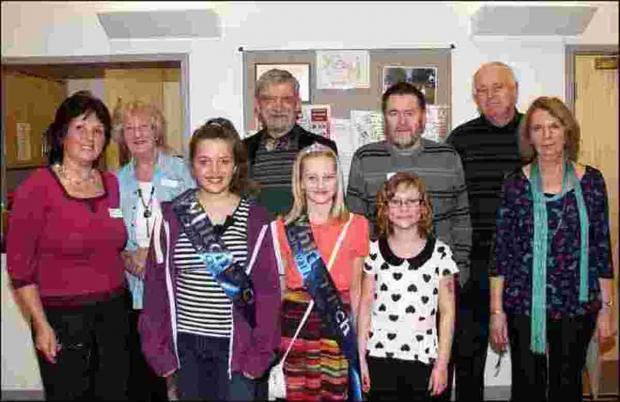 Whitchurch Festival Committee announces 2014 Carnival Queen