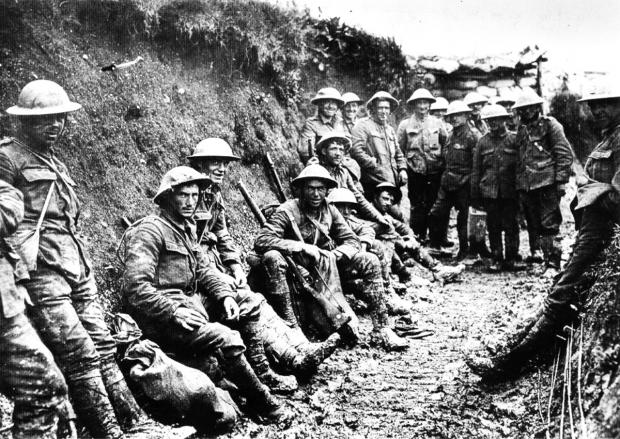 Councillors refuse to support event marking First World War annivers