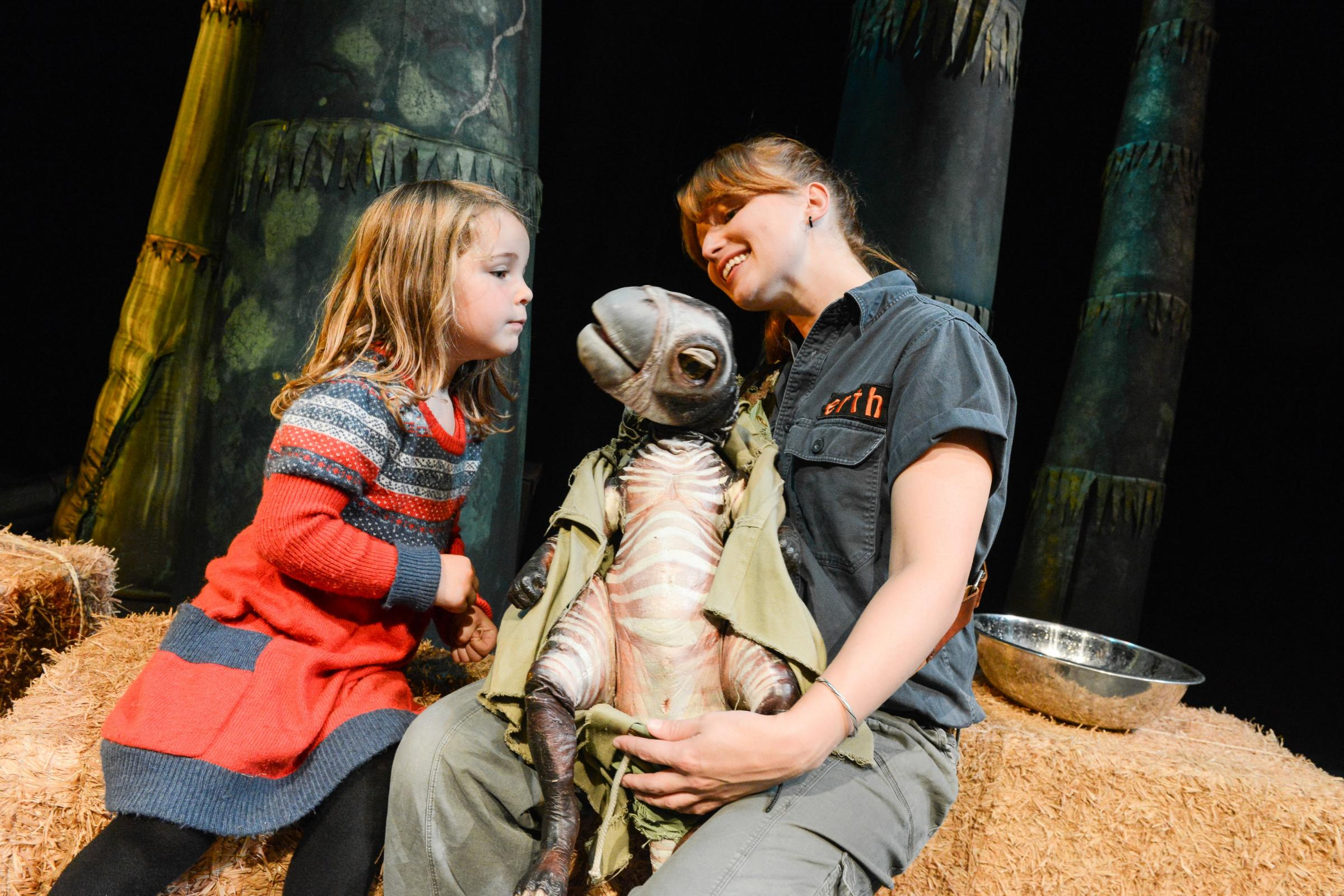 Amazing interactive show Erth's Dinosaur Zoo to come to The Anvil during the Easter holidays