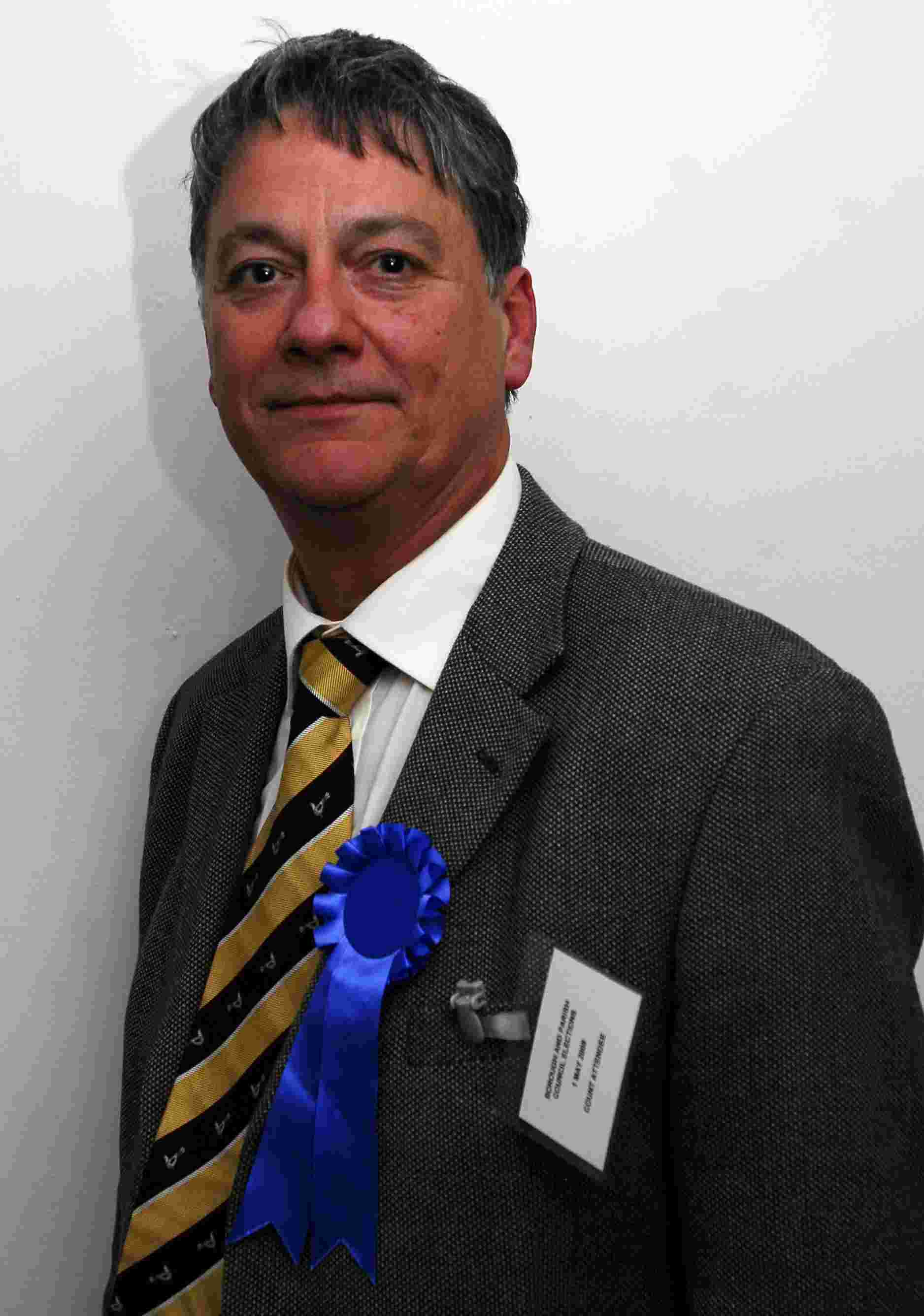 Councillor Graham Round