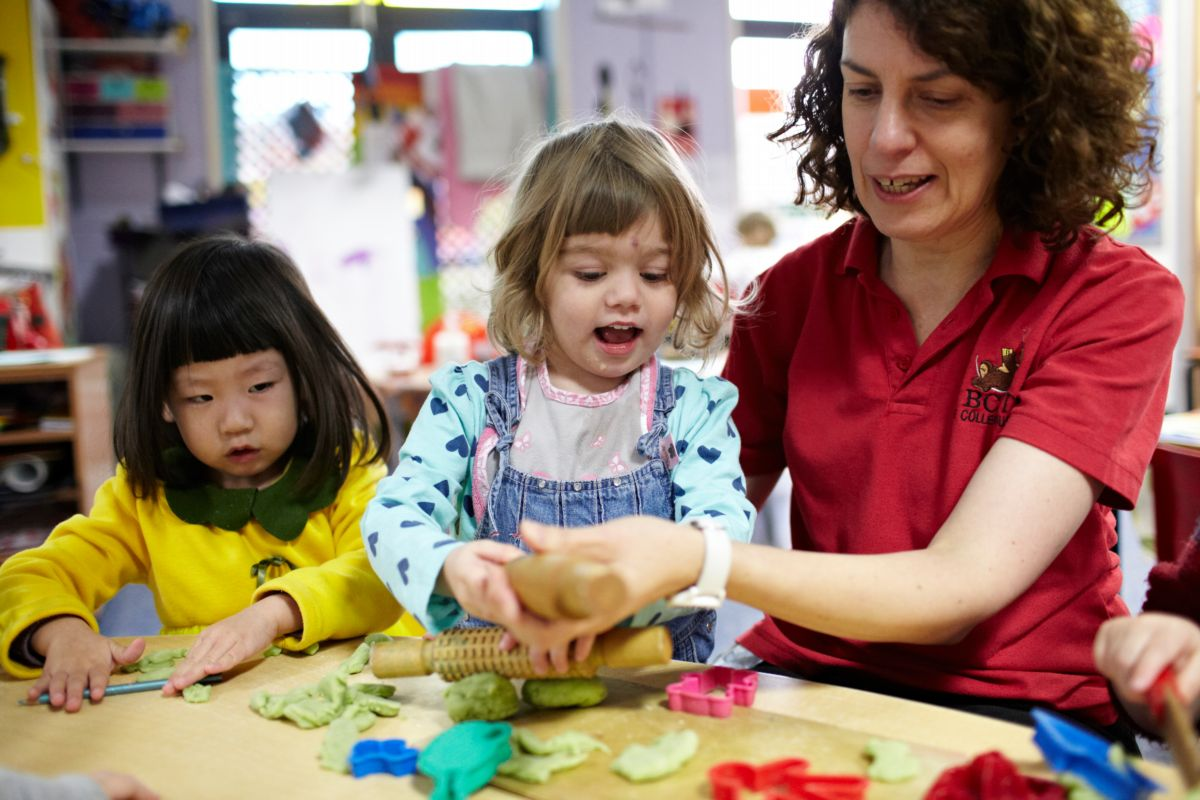 BCoT nursery retains 'outstanding' Ofsted grade