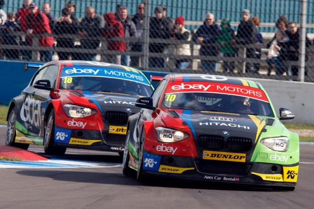 Touring car stars reflect on day of mixed results