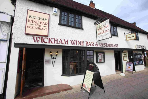 Wickham Wine Bar proves its not just about booze