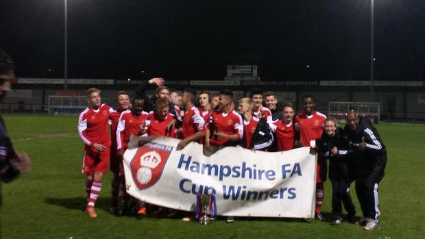 Southampton Sparsholt won the Premier Midweek Cup on Friday