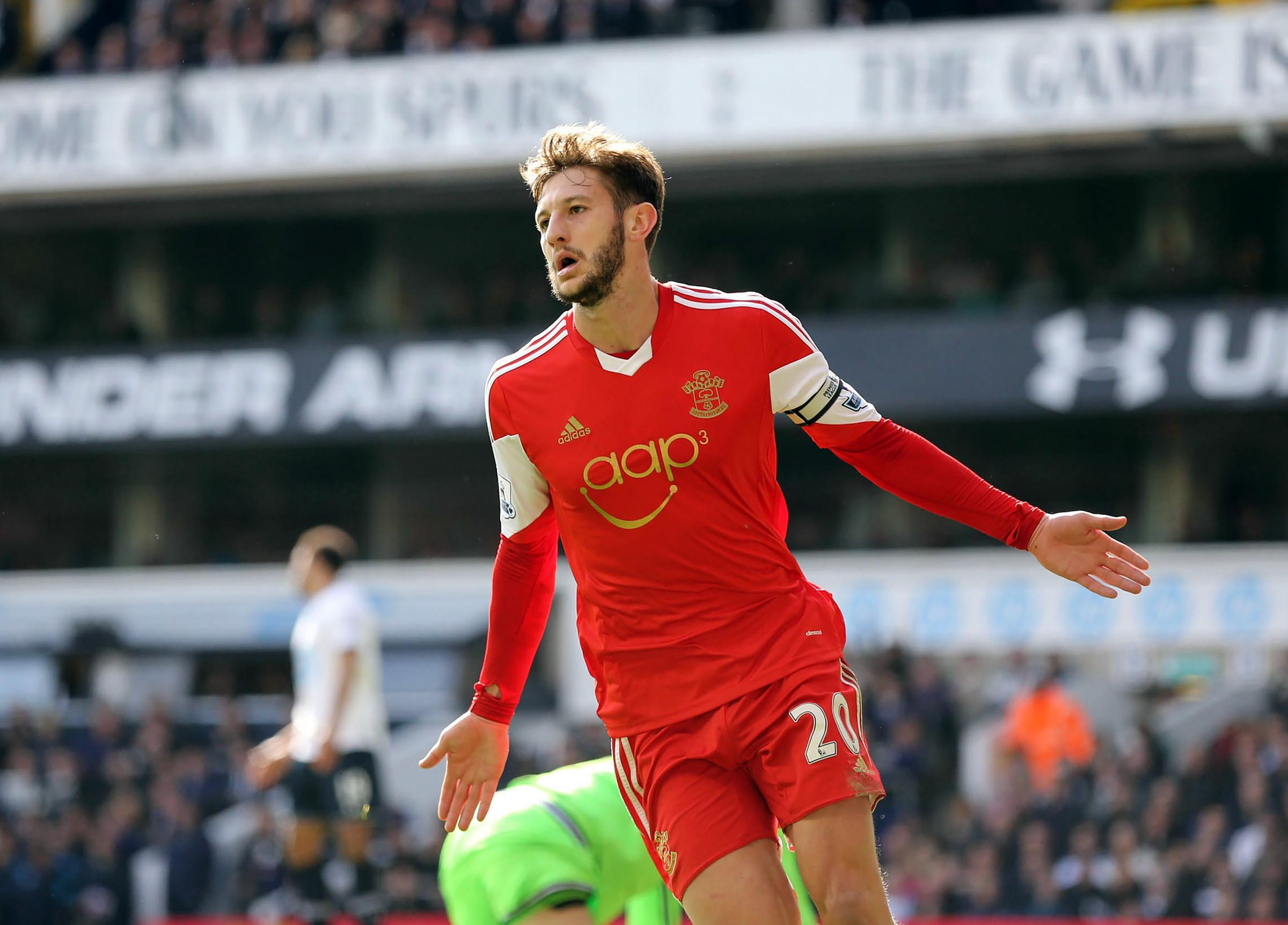 Saints put Liverpool's Lallana ultimatum to the test