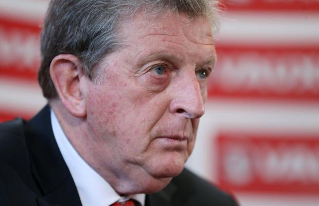 Roy Hodgson named his England squad earlier this week