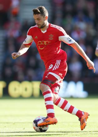 Saints star Jay Rodriguez will not be allowed to follow some of his teammates out of the St Mary's door