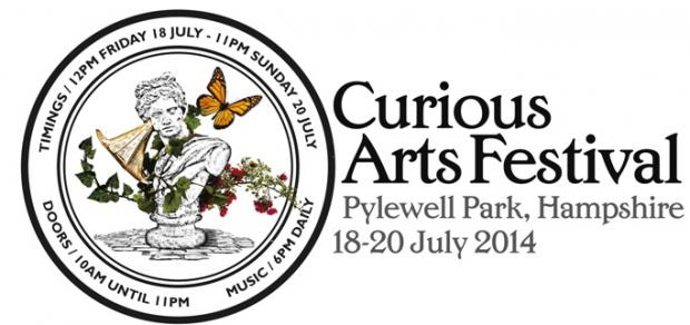 Curious Arts Festival to come to Hampshire's Pylewell Park this summer
