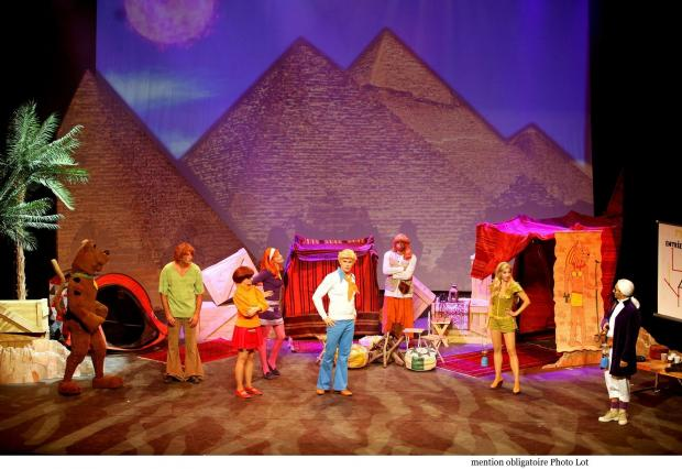 Scooby-Doo & The Mystery of the Pyramid at The Mayflower, Southampton, May 22-25.