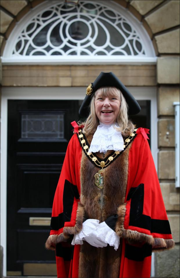 Basingstoke Gazette: New borough mayor