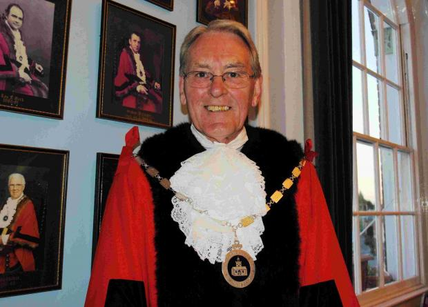 New Mayor for Whitchurch