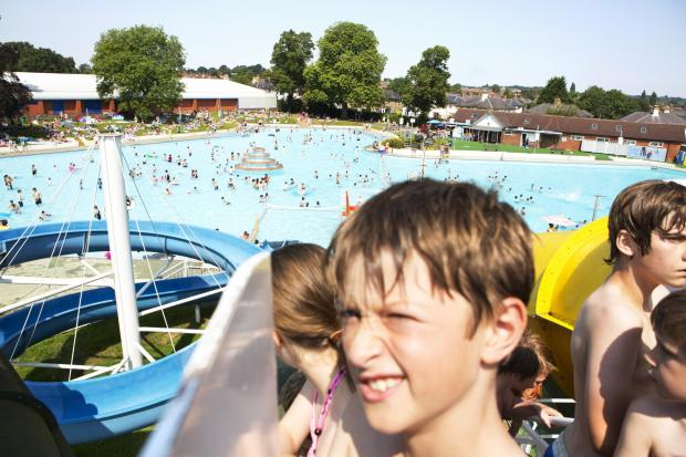 Aldershot Lido to reopen this weekend - plus, details of other lidos in the wider area