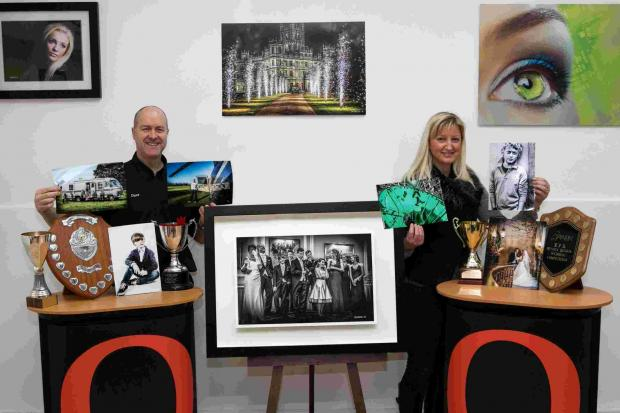 Whitchurch photographers scoop awards