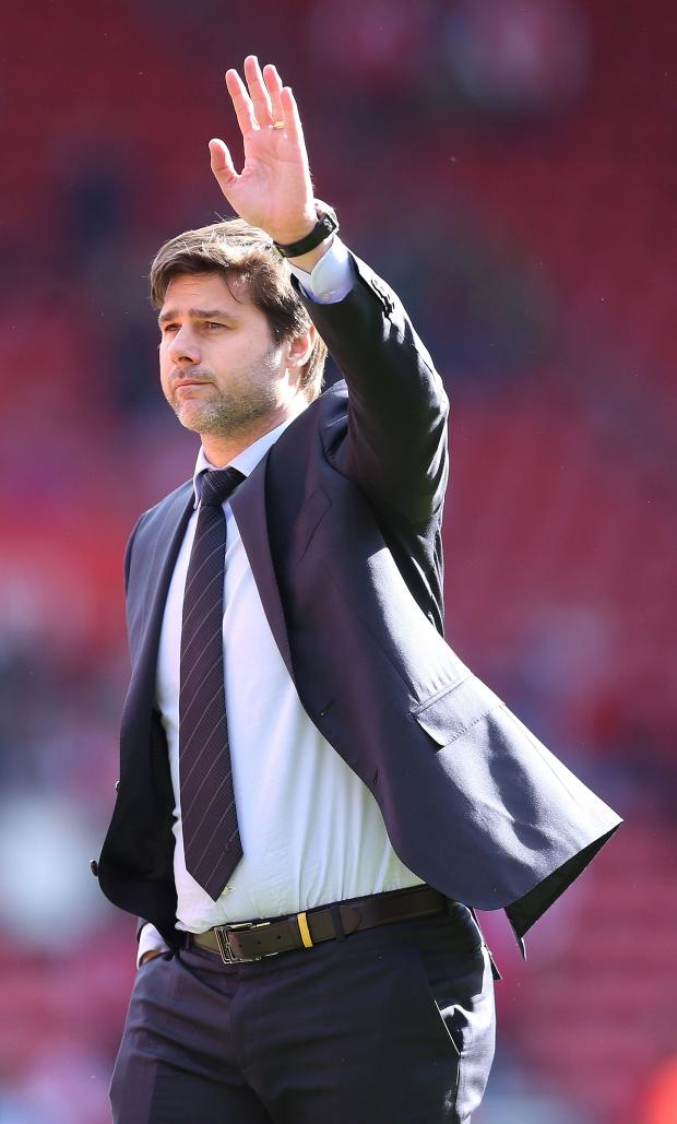Basingstoke Gazette: Mauricio Pochettino