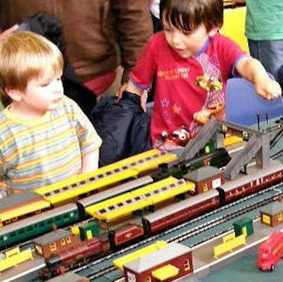Family fun in store at June's Alresford Festival of Toy Trains