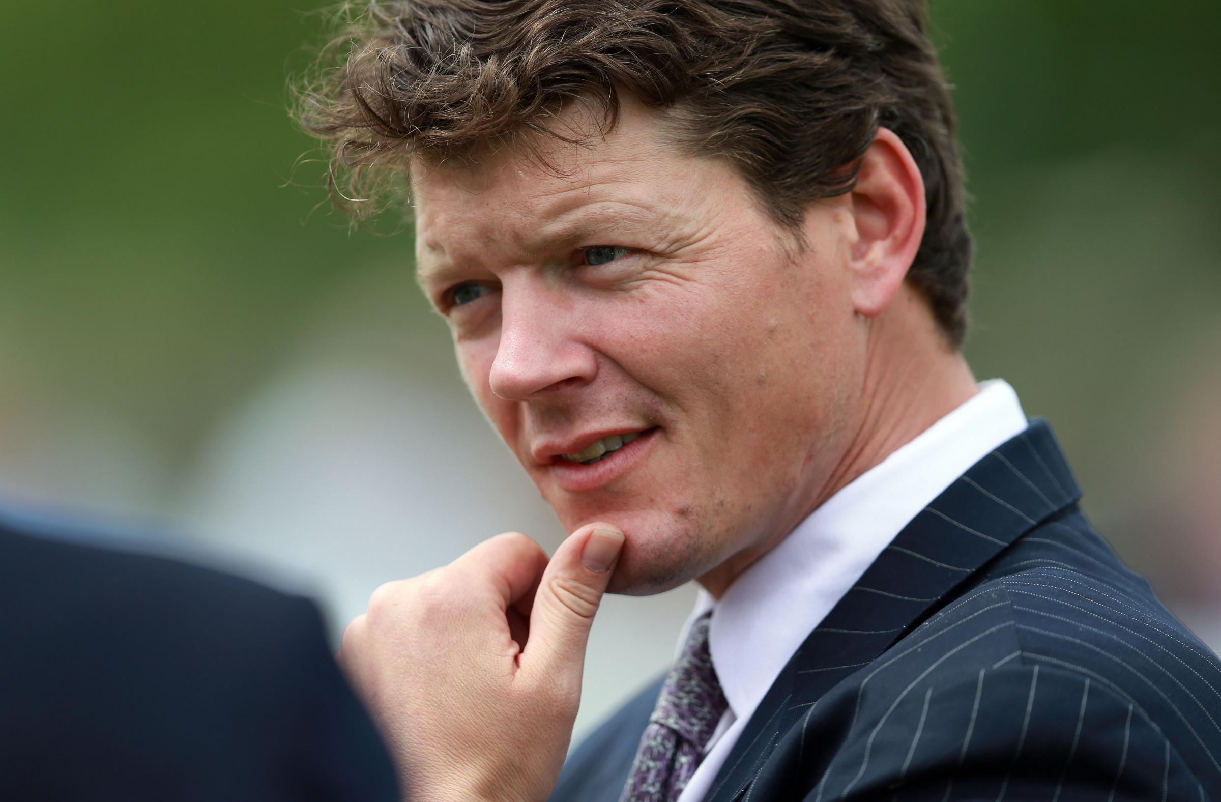 Kingsclere horse racing trainer Andrew Balding has runners in action at Royal Ascot this week