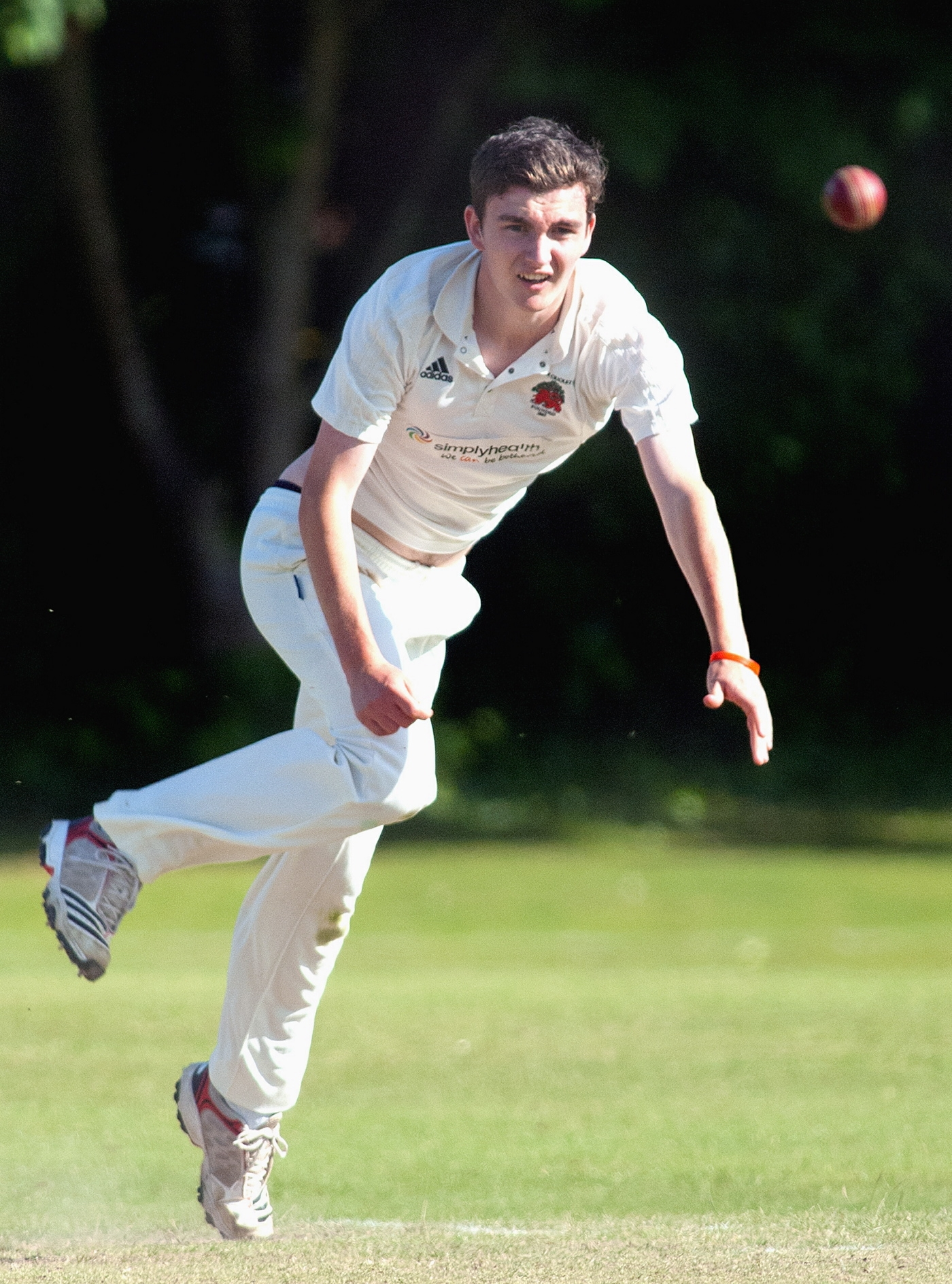 Dan Turner was among the wickets in the Seconds big win at Steeple Langford on Saturday