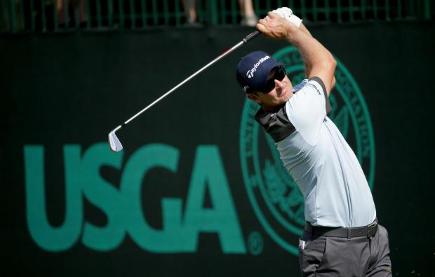 Defending champion Justin Rose tied for 10th after three rounds of US Open