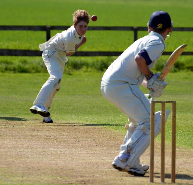 Longparish's Harry Samways was among the wickets for the Third team and the Under 15s this week