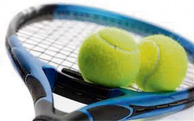 Old Basing maintain good record in mixed tennis league