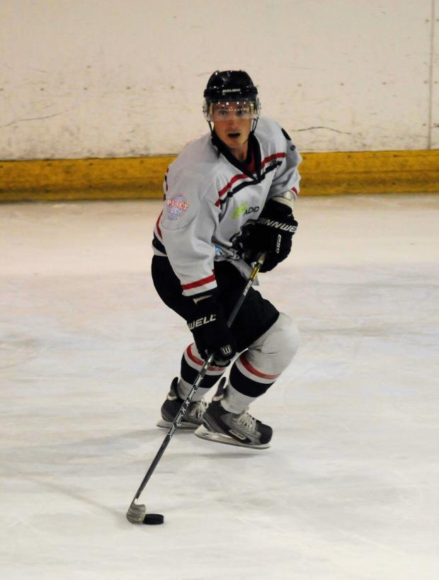 Basingstoke Gazette: Joe Baird will return to the Bison next season