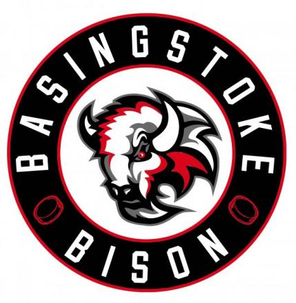 Basingstoke Bison sign netminding duo