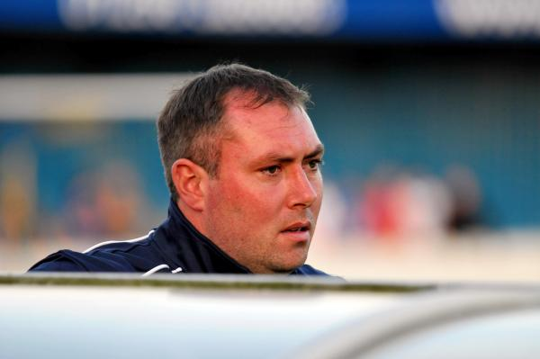 Basingstoke Town manager Jason Bristow is looking forward to the start of the