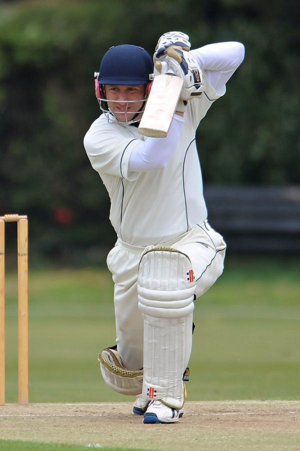 Basingstoke and North Hants captain Chris Froud is hoping