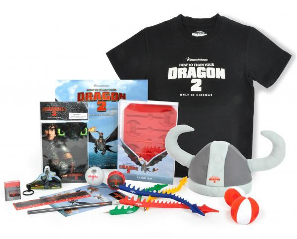 Win one of five How to Train Your Dragon 2 prize packages!
