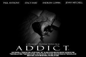 Special screening of local director Geoff Harmer's film Addict to take place this week