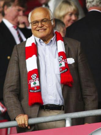 Campaign launched to rename stand as tribute to Markus Liebherr