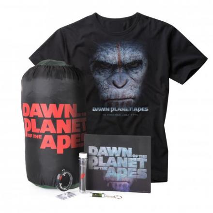 Win a Dawn of the Planet of the Apes goody bag