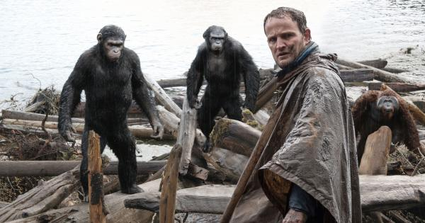 REVIEW: Dawn of the Planet of the Apes