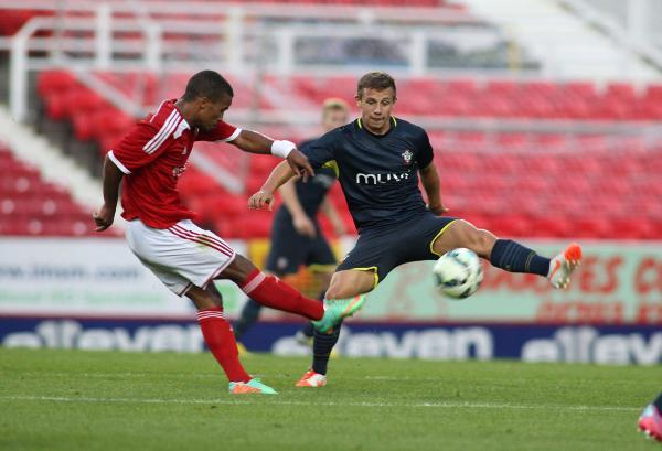 Saints' perfect start to pre-season continues at Swindon
