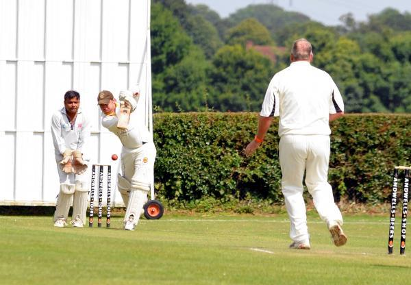 Tom Bowden top-scored as Odiham and Greywell beat Old Basing II