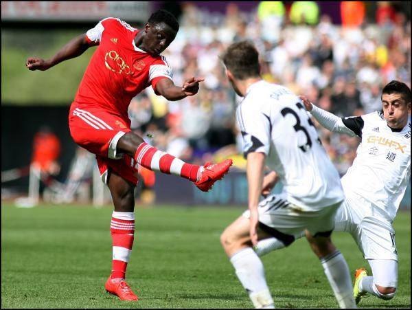 Saints ace Wanyama suffers shock international exit