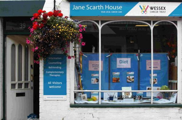 Set for closure... Jane Scarth House in Romsey