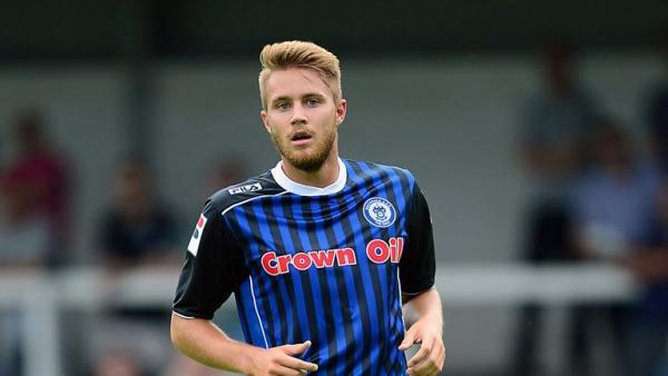 Olly Lancashire will captain Rochdale in League One this season