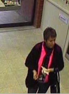CCTV image released after £2,000 taken from bank following purse theft at Basingstoke hospital