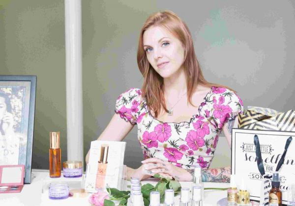 Kayleigh Dunne officially launched her cosmetics company last month.