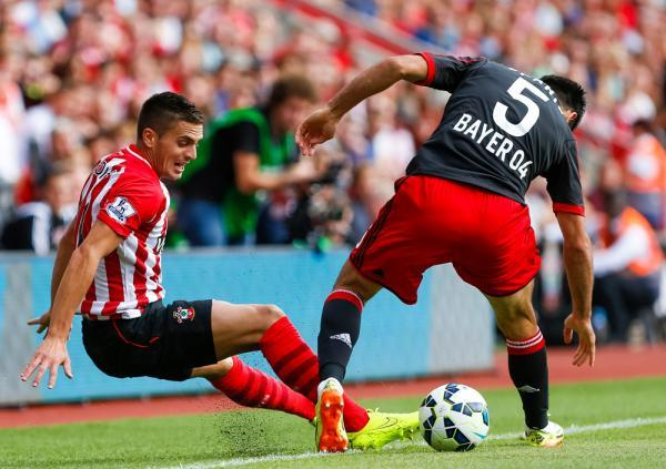 Saints suffer Leverkusen defeat