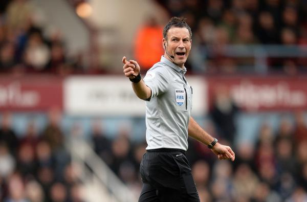 Clattenburg takes whistle for opener