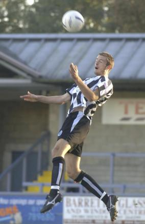 Former Saint joins Thistle