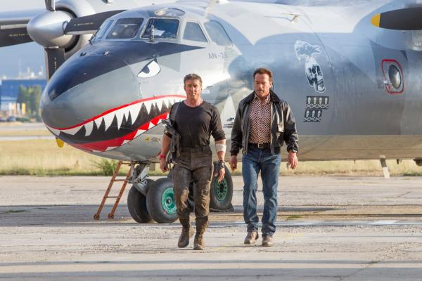 REVIEW: The Expendables 3