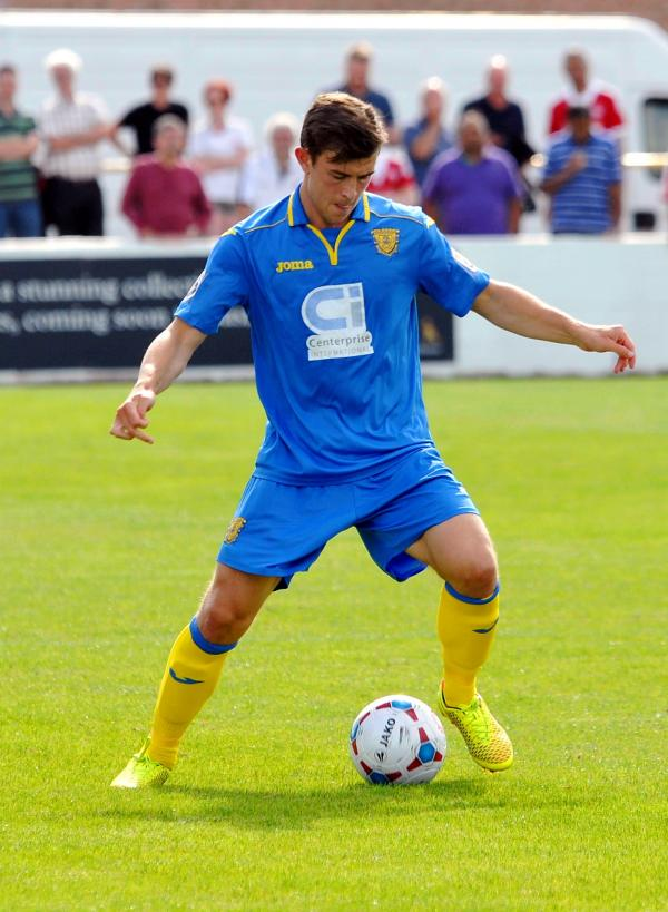 Chris Flood found the net twice as Basingstoke Town put four goals past Bath City