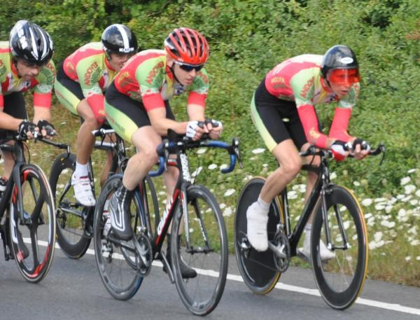 Andover Wheelers were victorious at Farnham